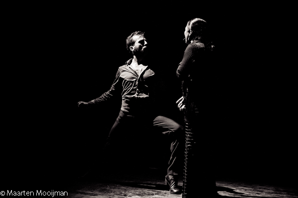 Marco Flores Flamenco Dancer